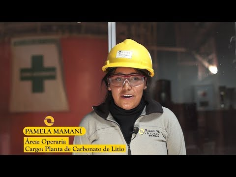 Women in Mining – Sales de Jujuy