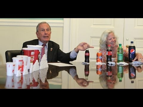 New Yorkers Sound Off on Bloomberg's Drink Ban