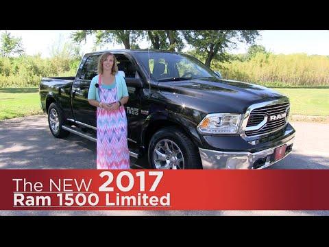 New 2017 Ram 1500 Limited - Minneapolis, Elk River, Coon Rapids, St Paul, St Cloud, MN