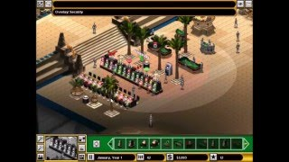 Hoyle Casino Empire, Campaign Map #2 The Egyptian