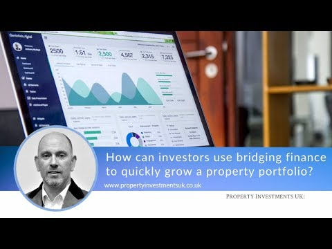 How to Use Bridging Finance to Grow a Property Portfolio Quickly