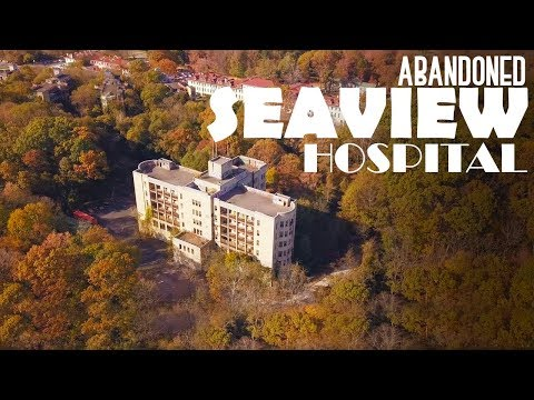 Abandoned Seaview Hospital & NYC Farm Colony | Aerial Film 4K
