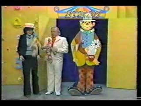 The Uncle Bobby Show Bimbo The Birthday Clown Youtube