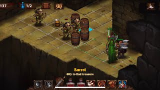 Dark Quest 2: Knights Guardians - IOS Gameplay Walkthrough (HD)