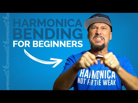 Download How To Bend a Note on Harmonica for Beginners