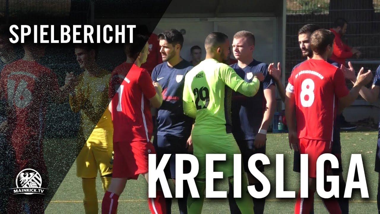 SpVgg 03 Neu-Isenburg II - SV Dreieichenhain (12. Spieltag, Kreisliga A Offenbach) | MAINKICK.TV #1
