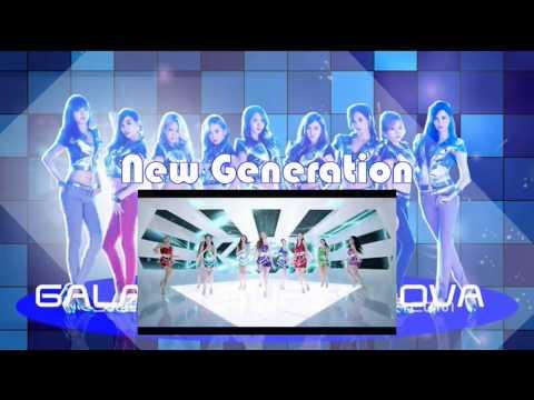 [New Generation - COLLAB] Galaxy Supernova - SNSD (Girls' Generation)