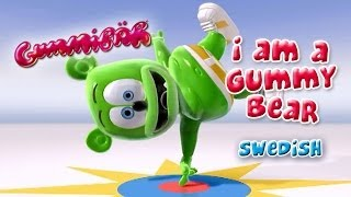 The Gummy Bear Song - Full Swedish Version - Gummibär