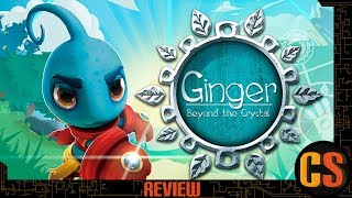GINGER: BEYOND THE CRYSTAL - NINTENDO SWITCH REVIEW
