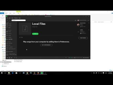 How to Rename Local Files on Spotify - Tutorial (2016)
