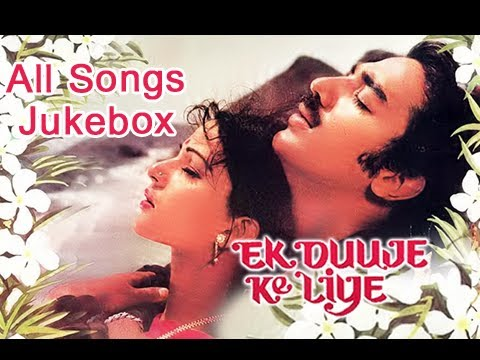 Ek Duuje Ke Liye  All Songs Jukebox  Old Hindi Songs  Superhit Bollywood Songs