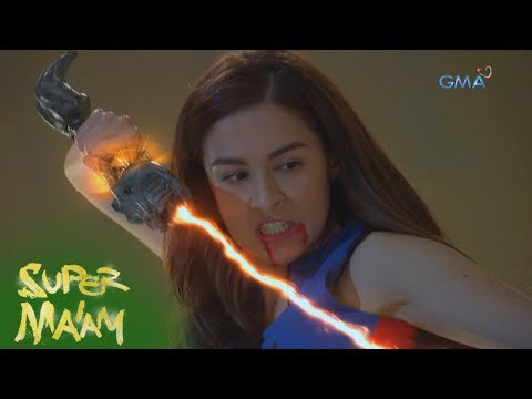 Super Ma'am: Mas pinalakas na Super Ma'am