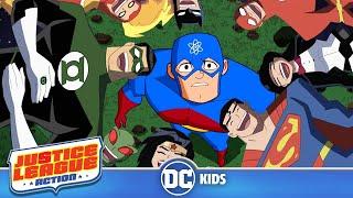 Justice League Action | Just Focus | DC Kids
