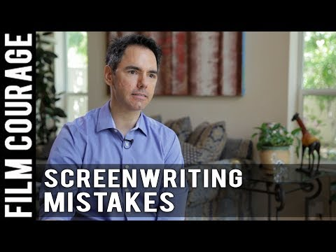 3 Common Screenwriting Mistakes That Amateur Writers Make by Daniel Calvisi