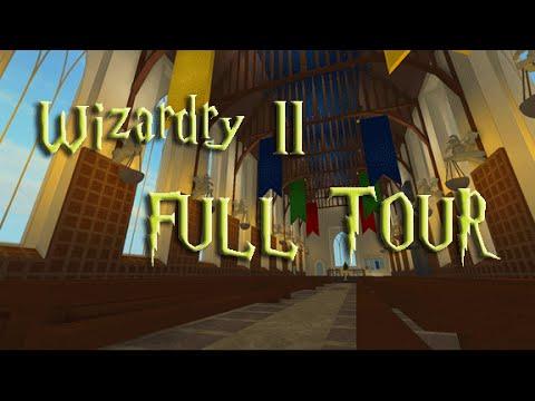 Wizardry II Full Tour - ROBLOX