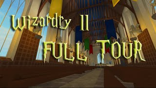 Wizardry II Full Tour - ROBLOX