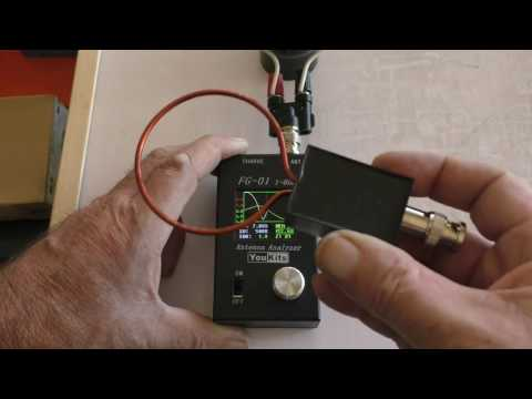 How To Make A Coupling Loop For The FG-01 Antenna Analyser