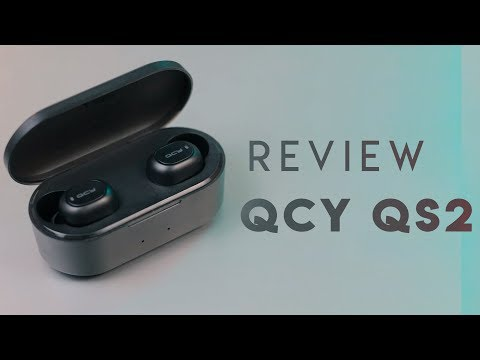 Review QCY QS2 - Fone True Wireless