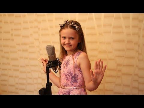 В 8 лет так петь!? Нет, это невозвожно!!!  Уходи и дверь закрой