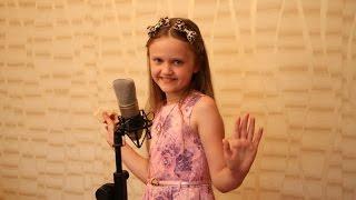 В 8 лет так петь!? Нет, это невозвожно!!!