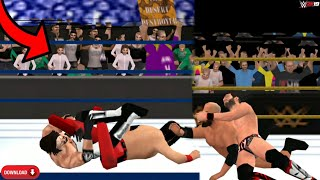 WWE 2K19 PSP - Hack moves DOWNLOAD NOW WWE 2K19/SVR11 PSP