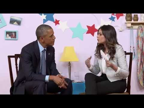 The YouTube Interview with US President Barack Obama