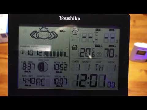 Yoshiko Weather Station Unboxing