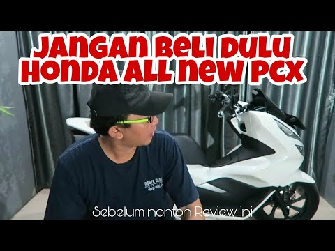 Review Honda All New PCX 2018