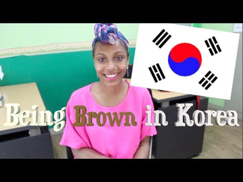 Being Brown in Korea | Story Time