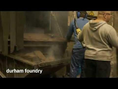 Durham Foundry Cast Iron Castings