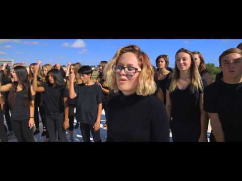 Bosque School's Cantate sings I Want You Back   -  Macy's A Capella Challenge