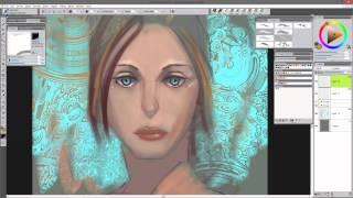 Painter Quick Studies with Painter Master Brian Pollett