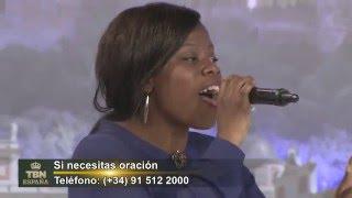 YO SÉ QUIEN SOY - I KNOW WHO I AM Sinach - Live at TBN España