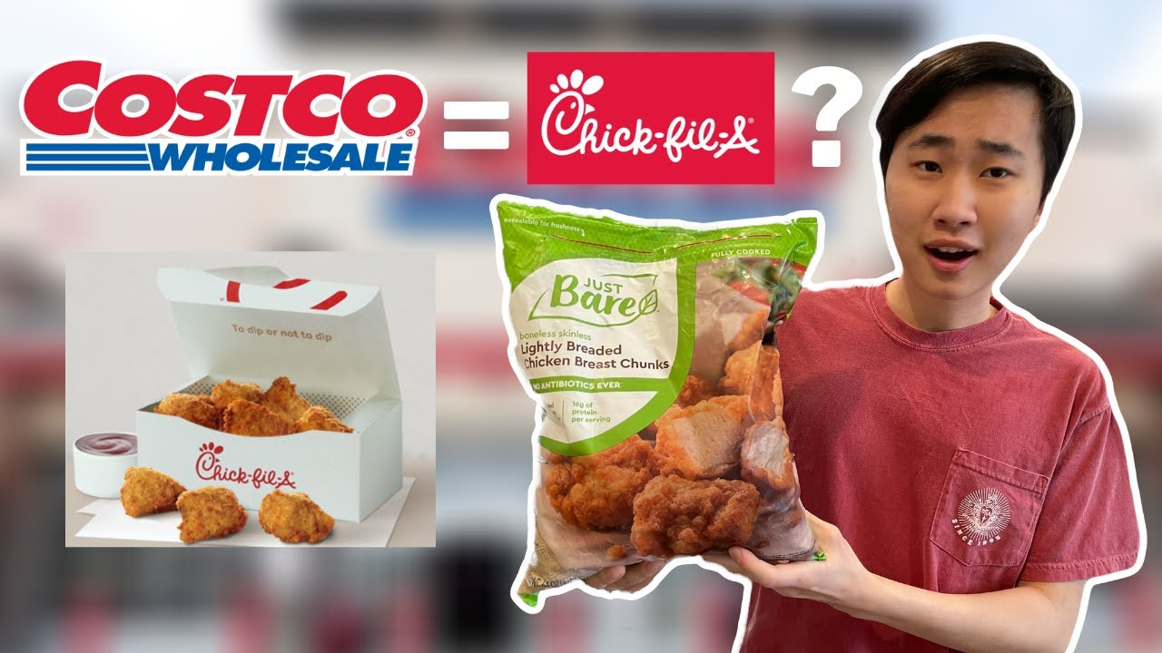Costco Sells Chicken Nuggets That Taste Exactly Like Chick-Fil-A ...