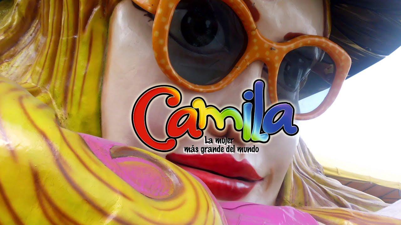 Muñeca Camila Una Aventura Al Interior Del Cuerpo Humano - YouTube