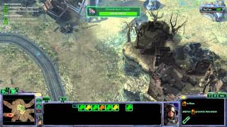 StarCraft II: Wings of Liberty - Mission 8 - The Great Train Robbery