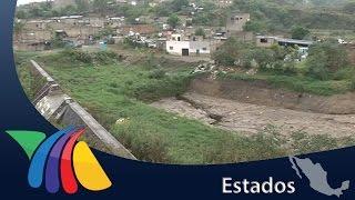 Rellenan grieta de la Primavera en Zapopan | Noticias de Jalisco
