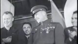 Александр Покрышкин 1945 ЦСДФ