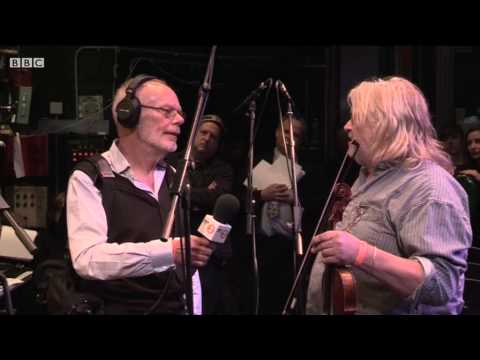 Cynthia Fleming and Phil Beer chat to Bob Harris (2DAY 2013)