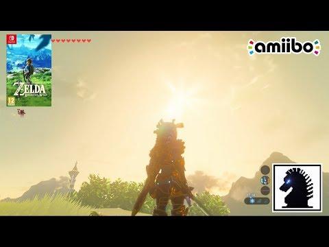 All The Legend Of Zelda: Breath Of The Wild amiibo Unlocks