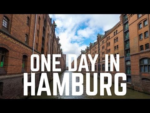 One Day in Hamburg | Germany 2017