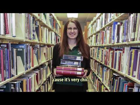 National Library Week - A Song Parody