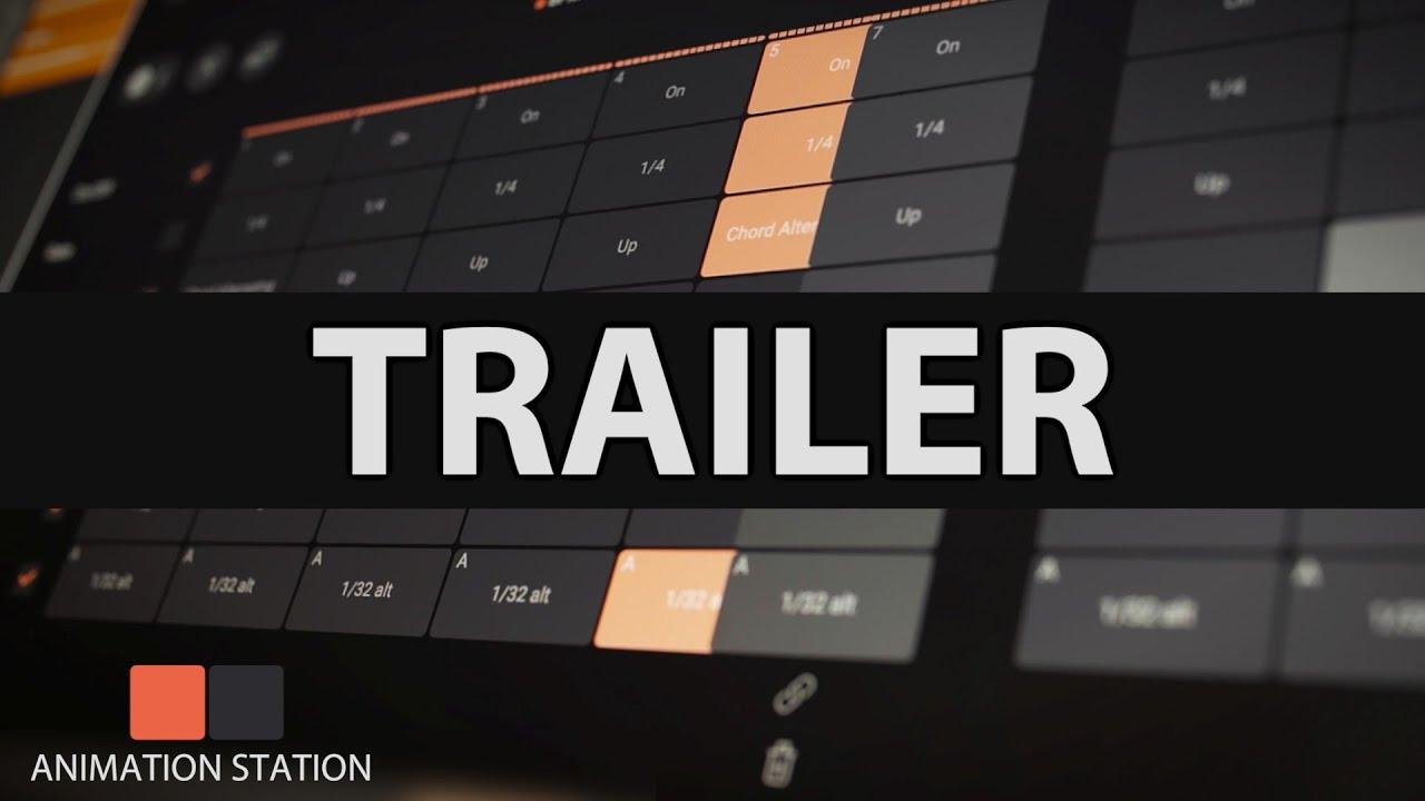 TRAILER - Animation Station