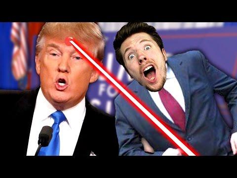 DONNER SA VIE POUR TRUMP | Mr.President! #1