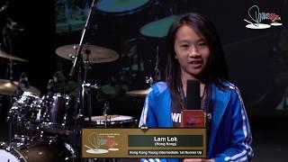 亞太區鼓手比賽  Asia Pacific Drummer Competition 【2018 1st Runner up -Lam Lok (Hong Kong)】