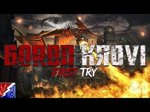 Gorod Krovi Gameplay - Black Ops 3 Descent (First Try!)