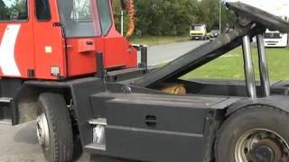 видео Тягачи ро-ро и терминальные тягачи (ч. 1) – Склад и техника