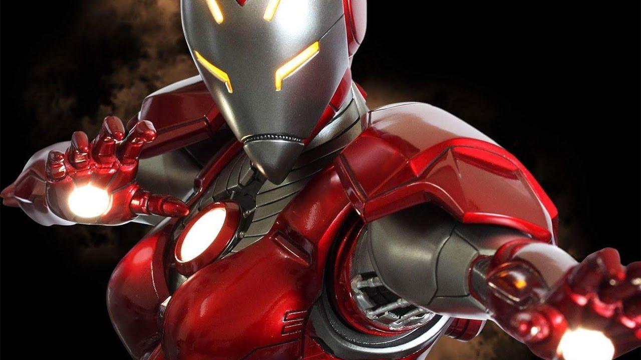 Marvel Entertainment Inc.: Iron Man to the Rescue