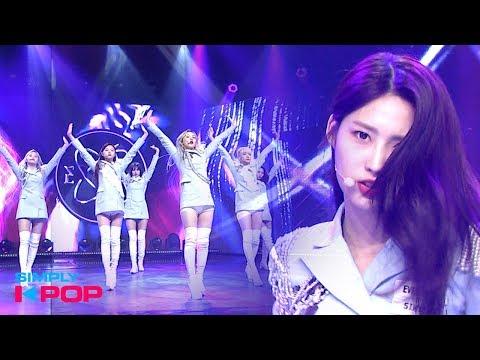 Simply K-Pop EVERGLOW에버글로우  Adios  Ep379  091319