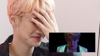 "Reacting to Monsta X's ""Who Do U Love"" with my friends - Edward Avila"